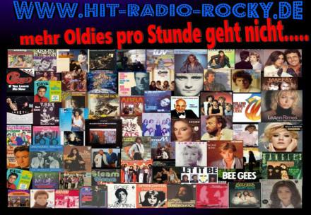 Bei Hit Radio Rocky Hört ihr best of Oldies